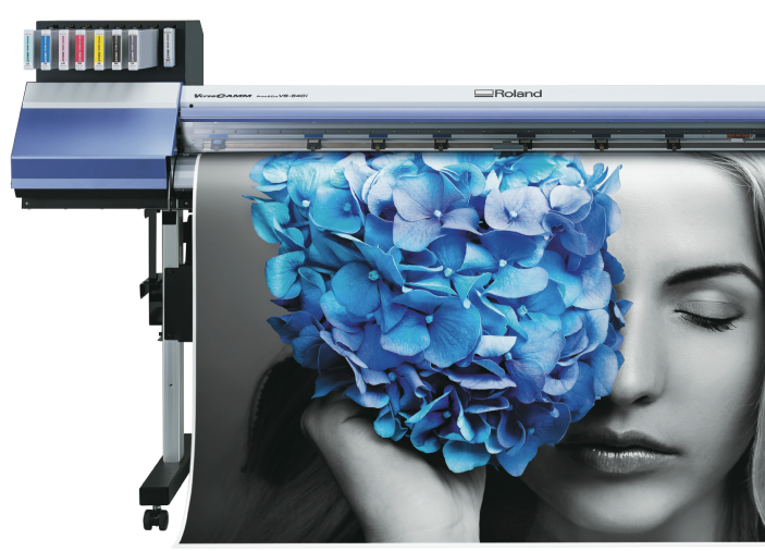 roland eco solvent printer clipart Wide-format printer Printing