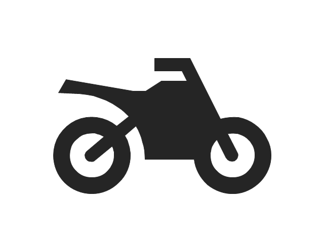 Motorcycle Drawing Scooter Transparent Png Image Clipart Free