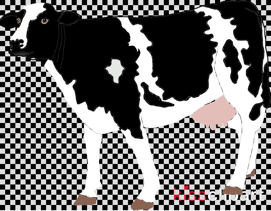 Cattle clipart Holstein Friesian cattle Beef cattle Jersey cattle