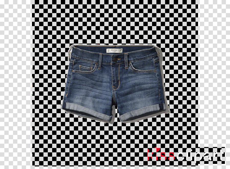 Denim clipart Bermuda shorts Denim Jeans