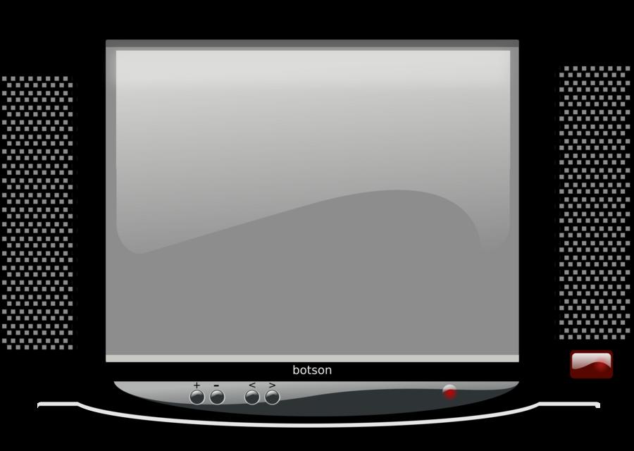 gambar televisi clipart Television Clip art