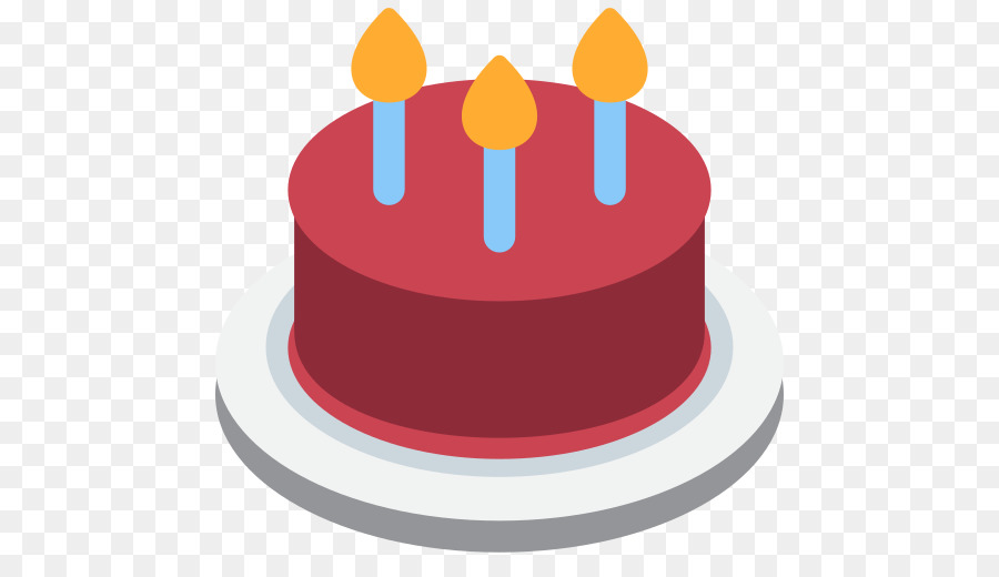 Emoji Clipart Birthday Cake Discord