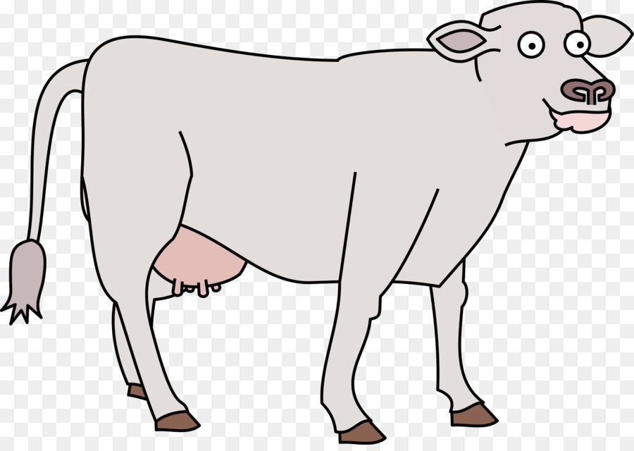 Dairy cattle clipart Dairy cattle Ox Guernsey cattle
