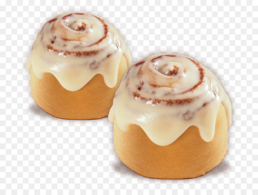 transparent cinnamon roll clipart Cinnamon roll Frosting & Icing Flavor