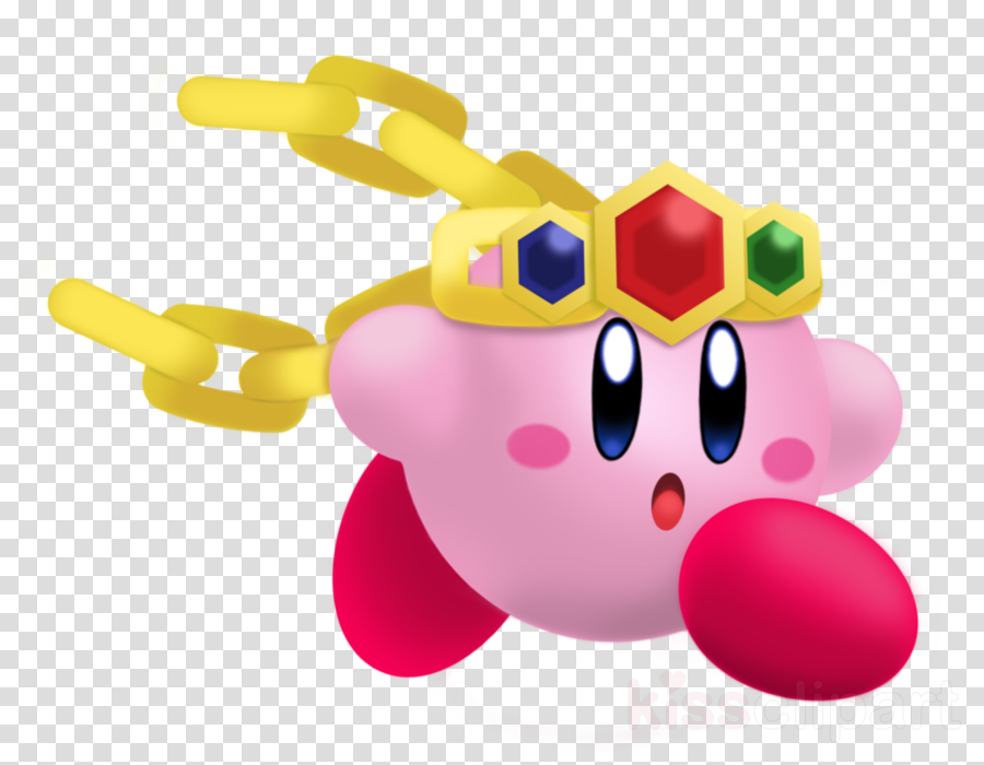 Kirby clipart Kirby and the Rainbow Curse Kirby: Triple Deluxe Kirby's Return to Dream Land