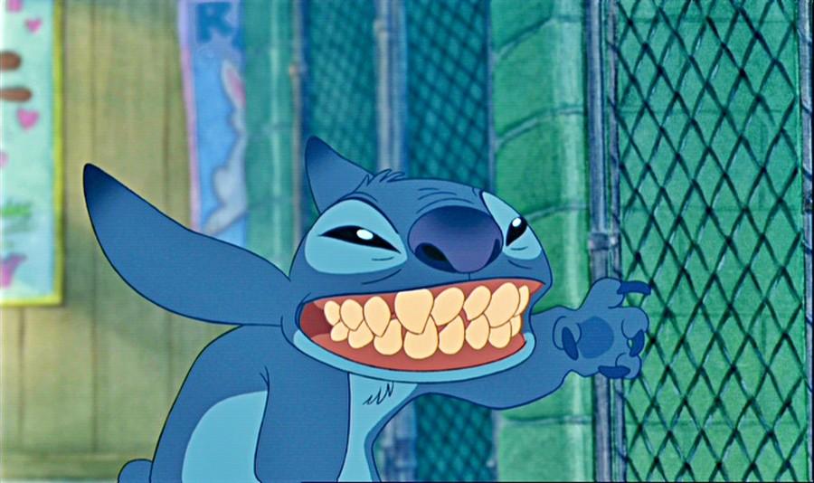 Download Lilo And Stich Hi Clipart Stitch Trouble In Paradise Pelekai Green Blue Cartoon