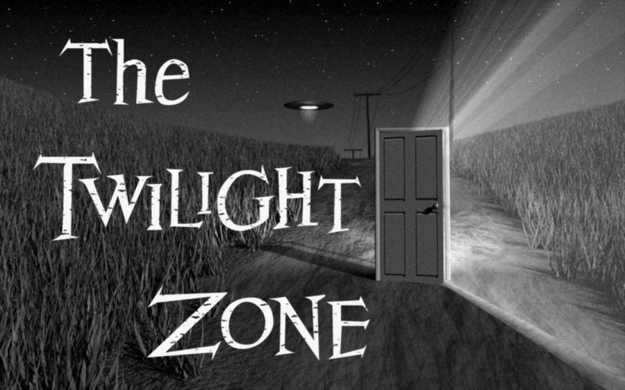 Twilight Zone Clipart Darkness Black Desktop Wallpaper