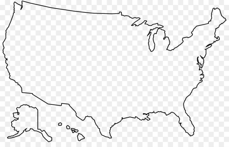 Black Line Background clipart - Map, White, Black ...