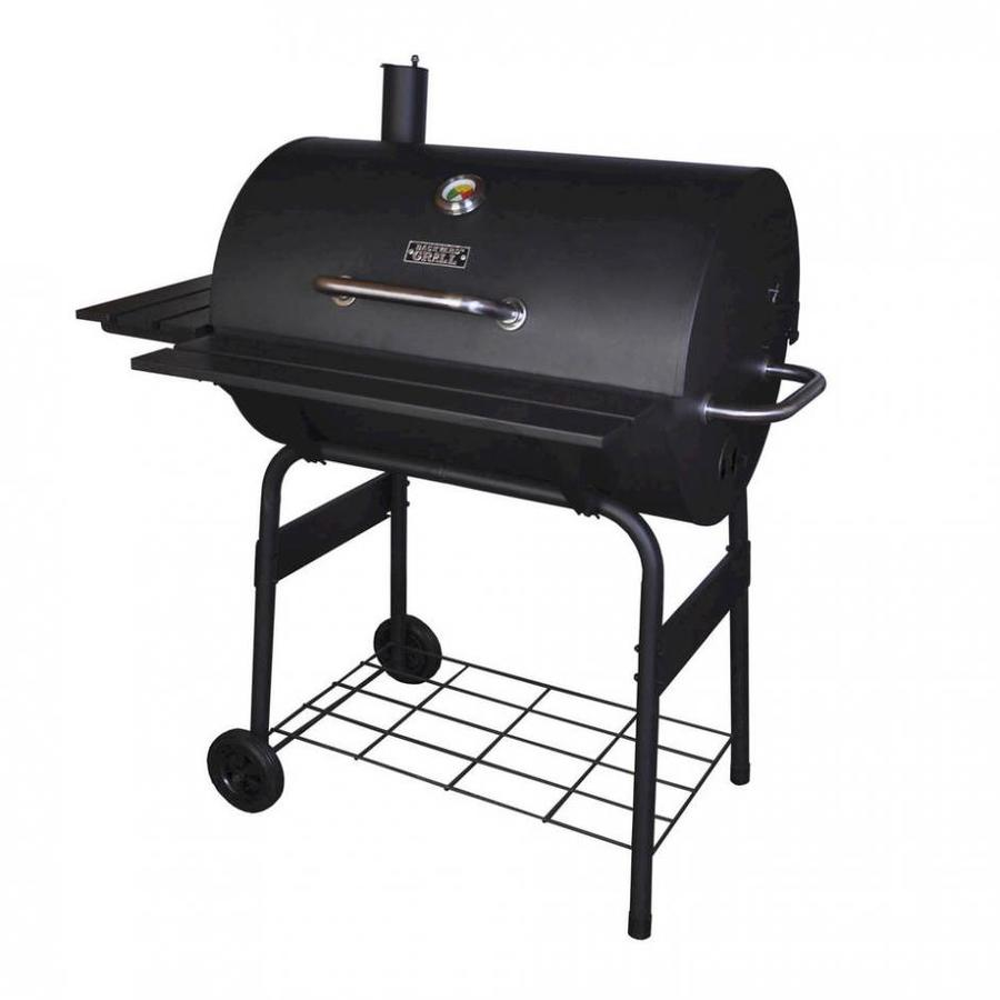 "Best Backyard Grill download backyard grill 30"" barrel charcoal grill, black clipart"