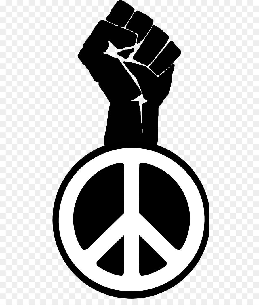 black power fist png clipart Raised fist Black Power Black Panther Party