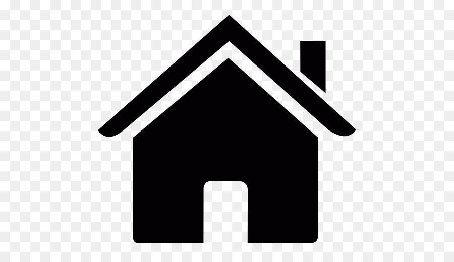 House Logo Clipart House Black Text Transparent Clip Art