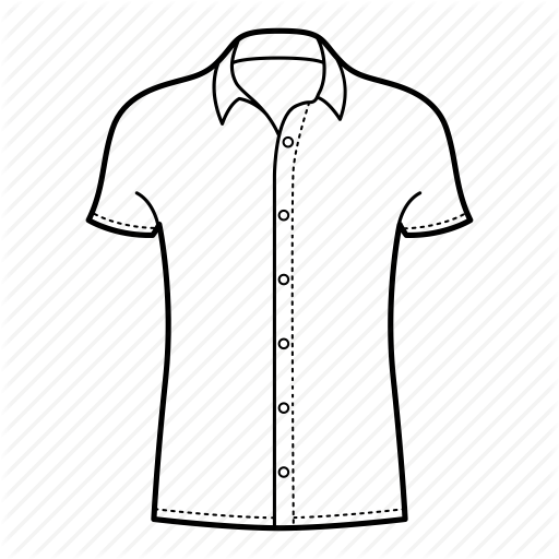 Tshirt Shirt Drawing Transparent Image Clipart Free Download