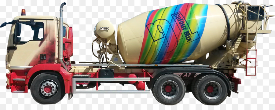 Truck clipart Cement Mixers Commercial vehicle Truck