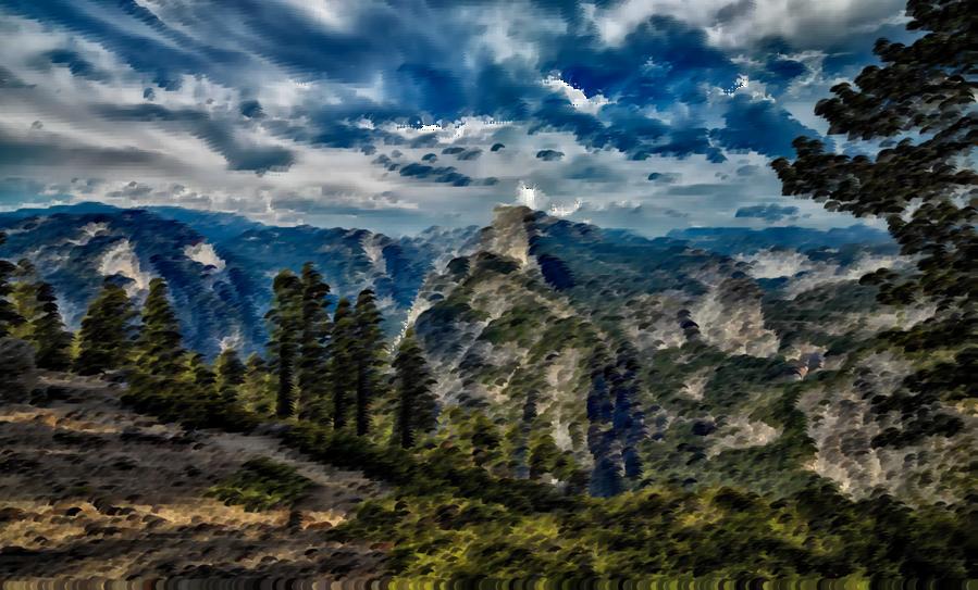 Travel Nature Background