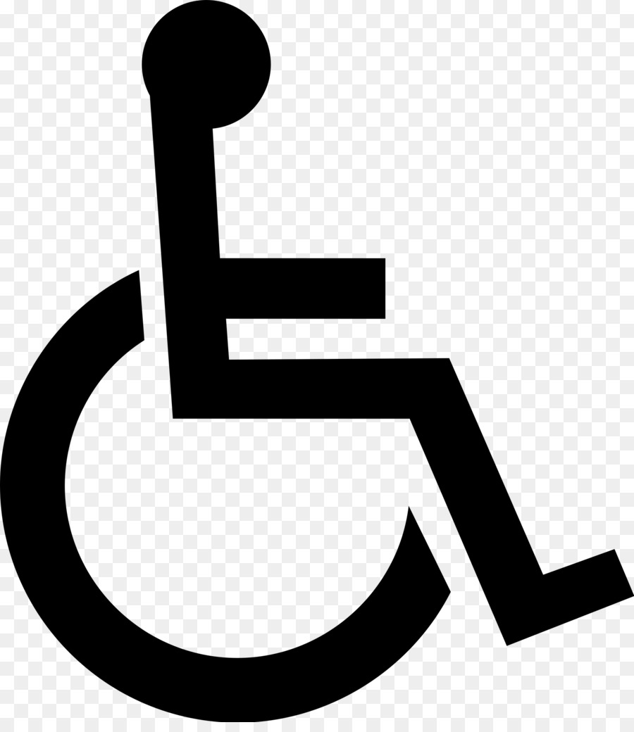 wheelchair symbol clipart Disability Disabled parking permit Clip art