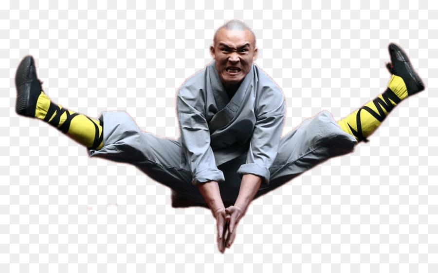 shaolin two legs straight clipart Shaolin Monastery Monk Buddhism