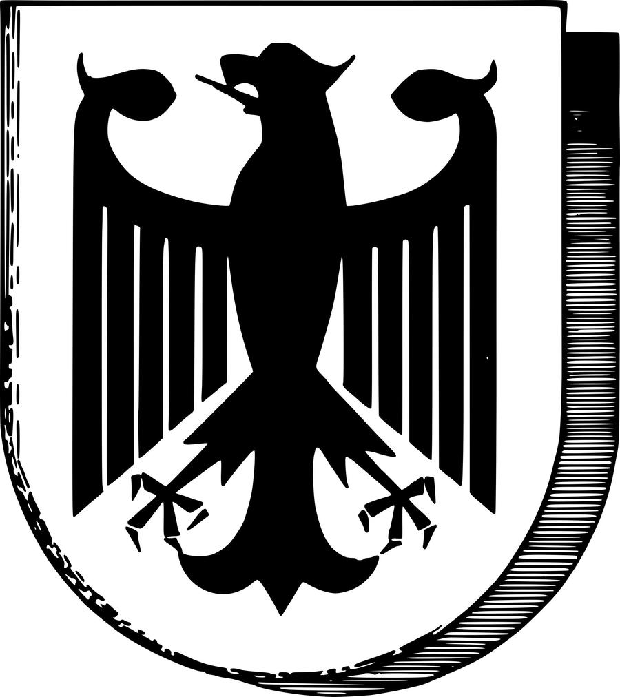 Download German Coat Of Arms Clipart Coat Of Arms Of Germany Eagle