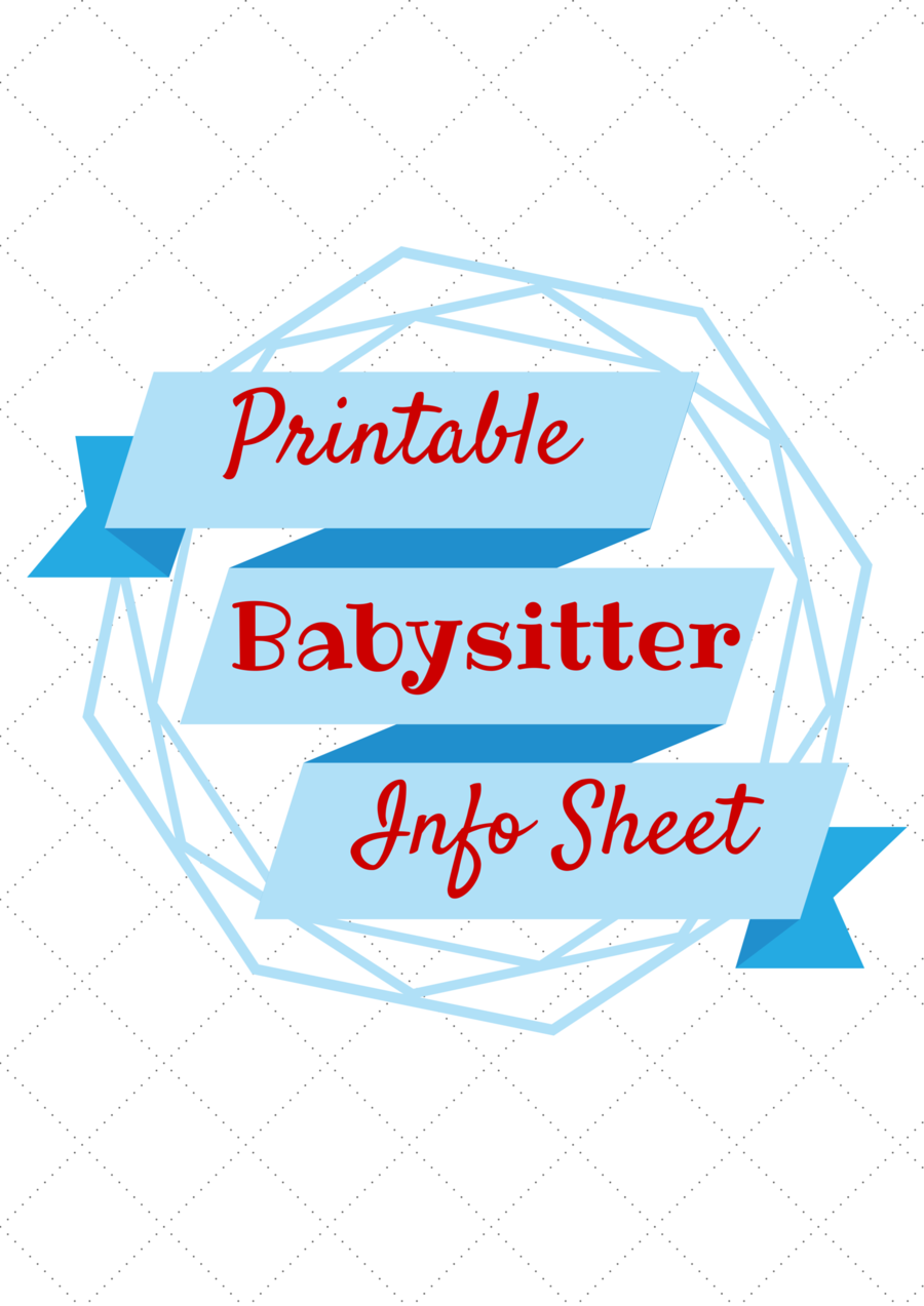 graphic regarding Babysitter Info Sheet Printable named Terms Heritage clipart - Words, Font, Line, clear clip artwork