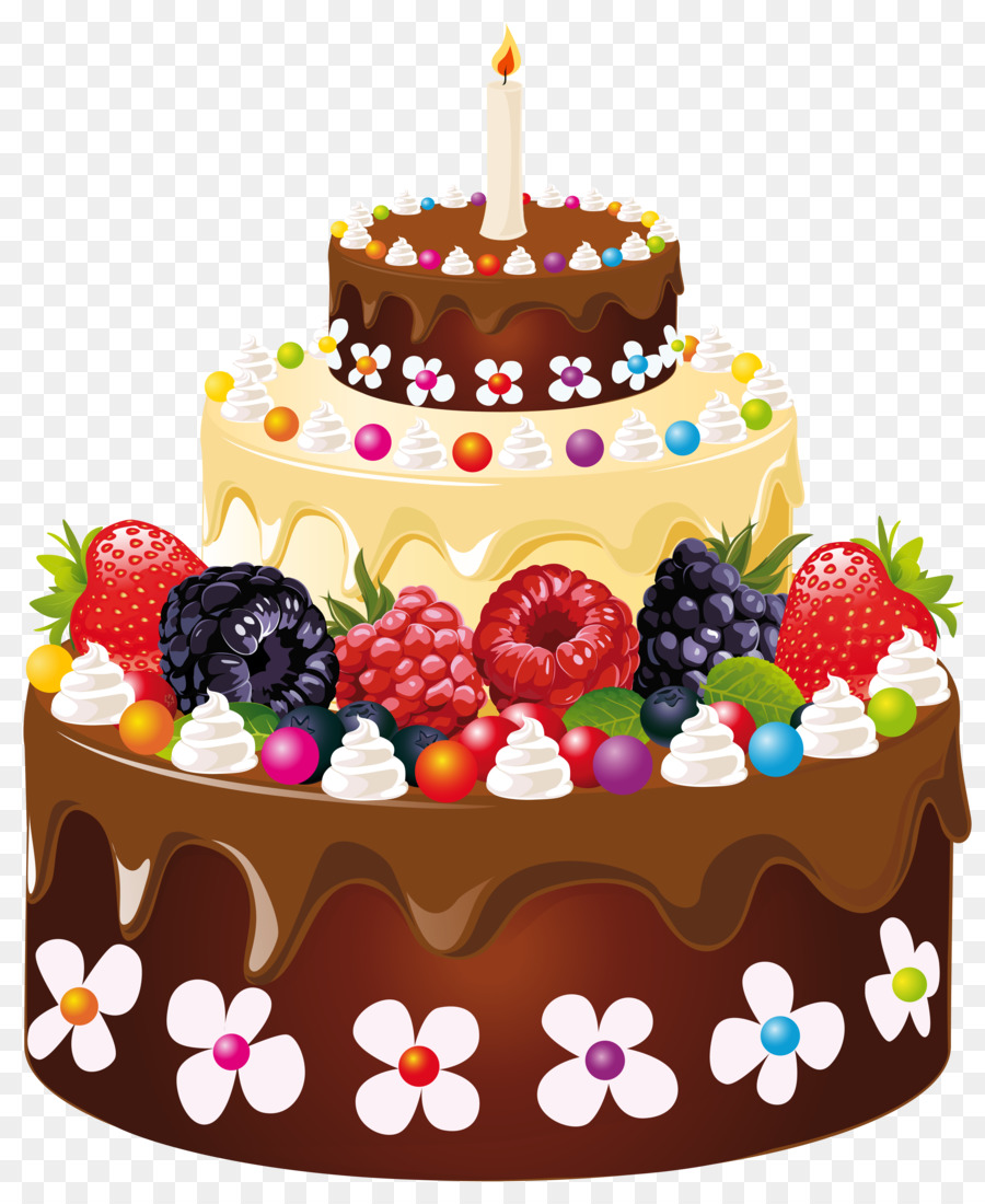 Happy Birthday Png Cake Clipart