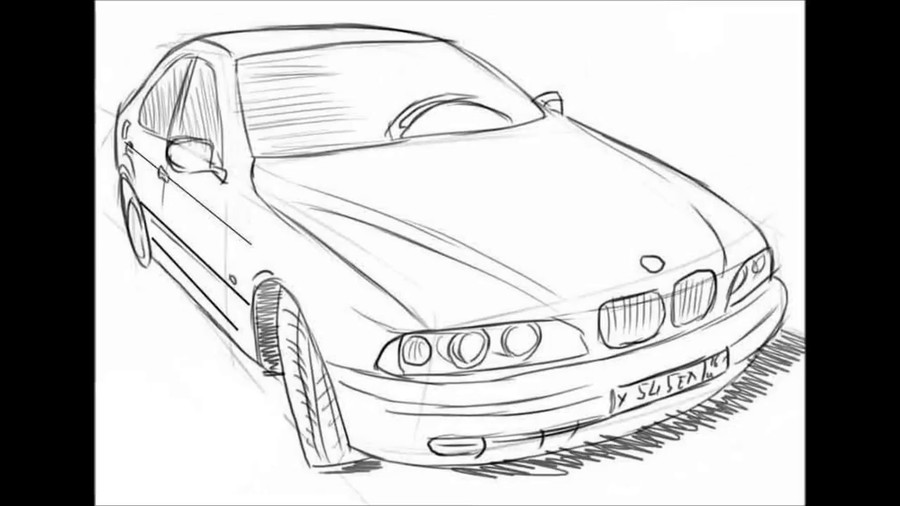 Car Drawing Sketch Font Line Product Illustration Png Clipart