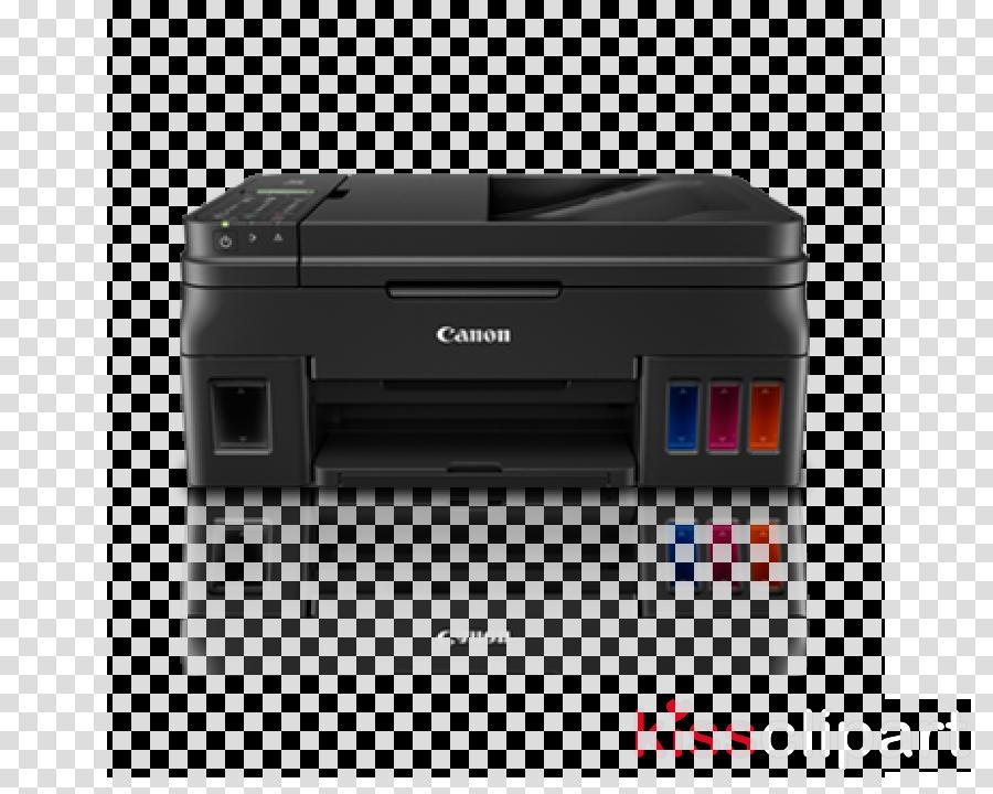 multifuncional canon g4100 clipart Multi-function printer Canon