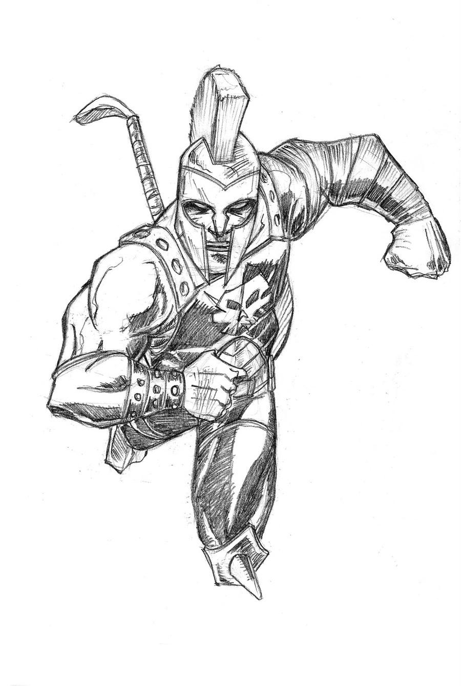 Download Greek Mythology Ares Drawing Clipart Ares Greek Mythology
