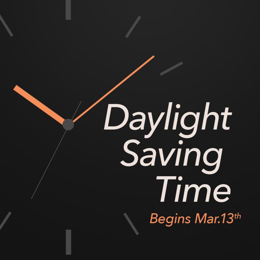 Adjust Daylight Saving Time