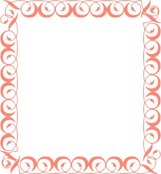 Heart Background Frame