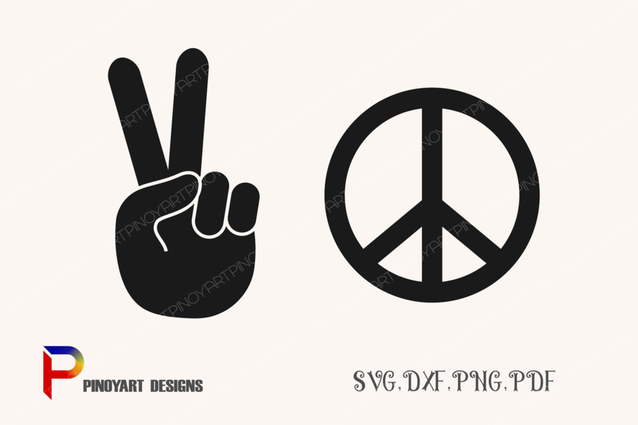 Download Peace And Love Symbol Clipart Peace Symbols Signage
