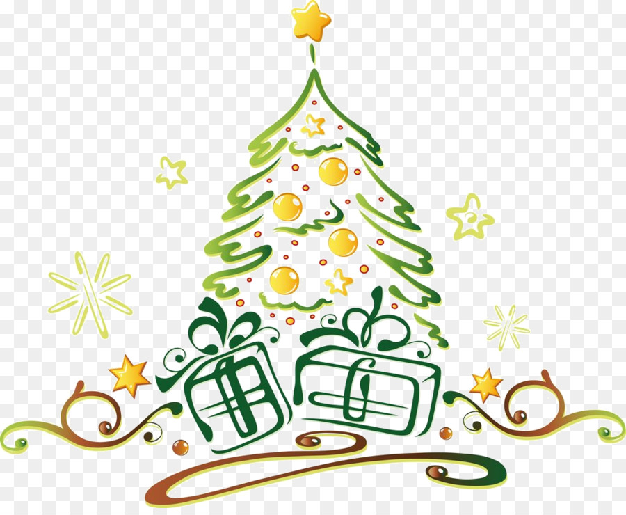 Weihnachtsbaum Clipart.Christmas Tree Illustrationtransparent Png Image Clipart Free Download