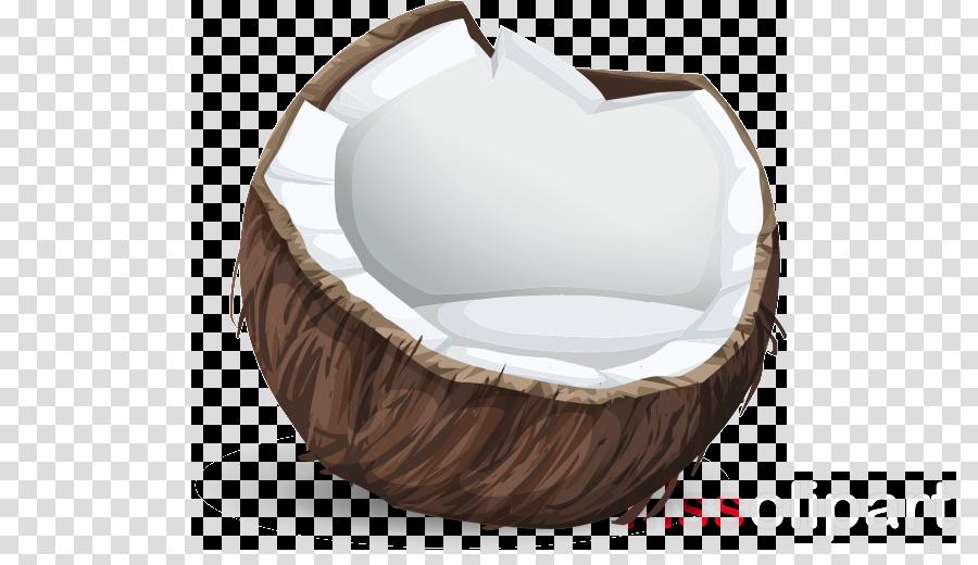 coconut sticker clipart Coconut water Coconut oil