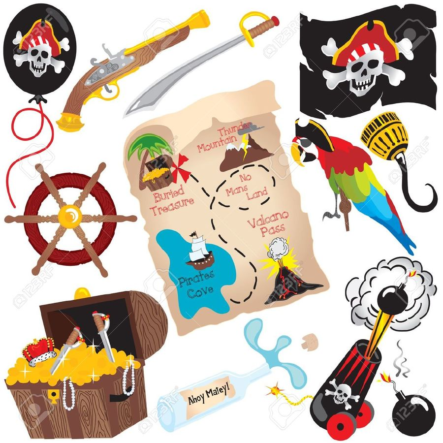 Clipart Resolution 13001300 Pirate Symbols Clipart Pirate