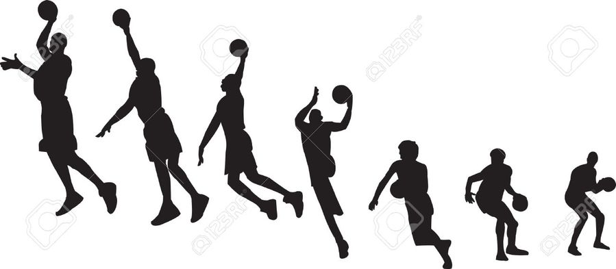 Download basketball sequence clipart Slam dunk Basketball Sports