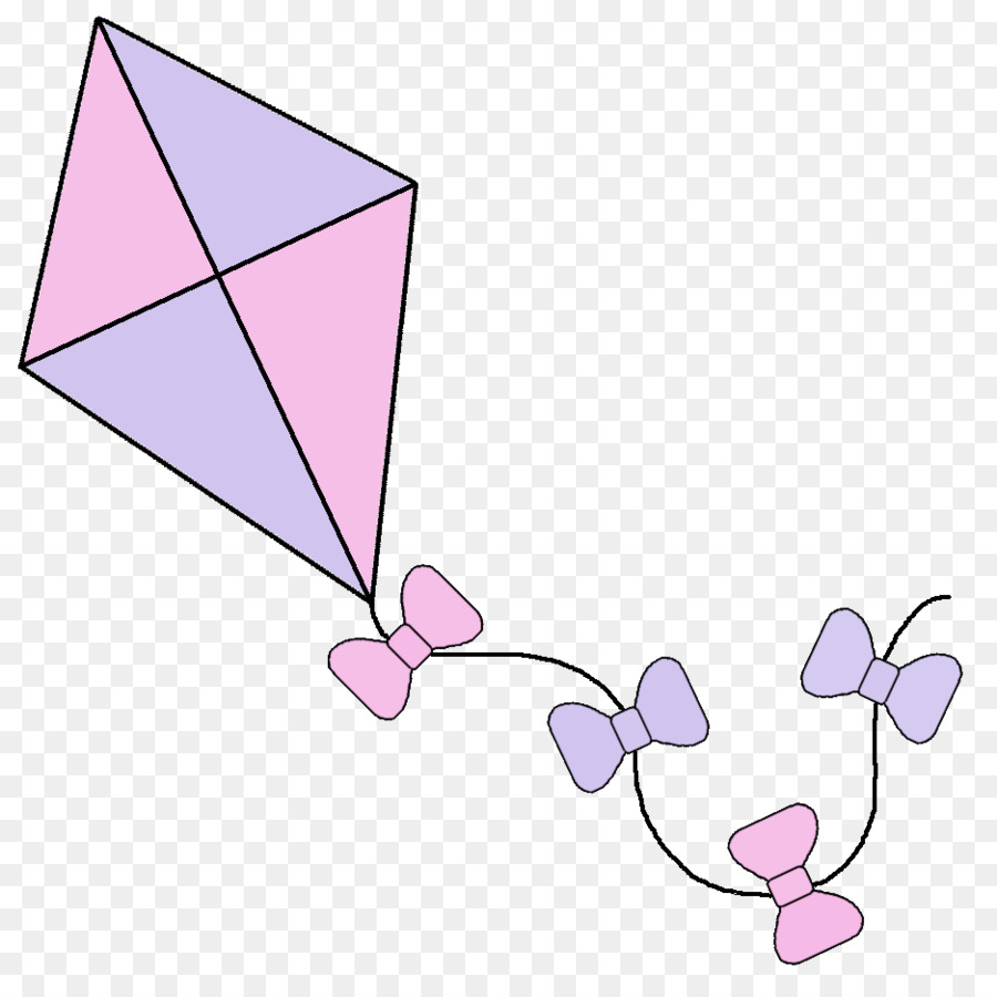 transparent background kite clipart Airplane Kite Clip art