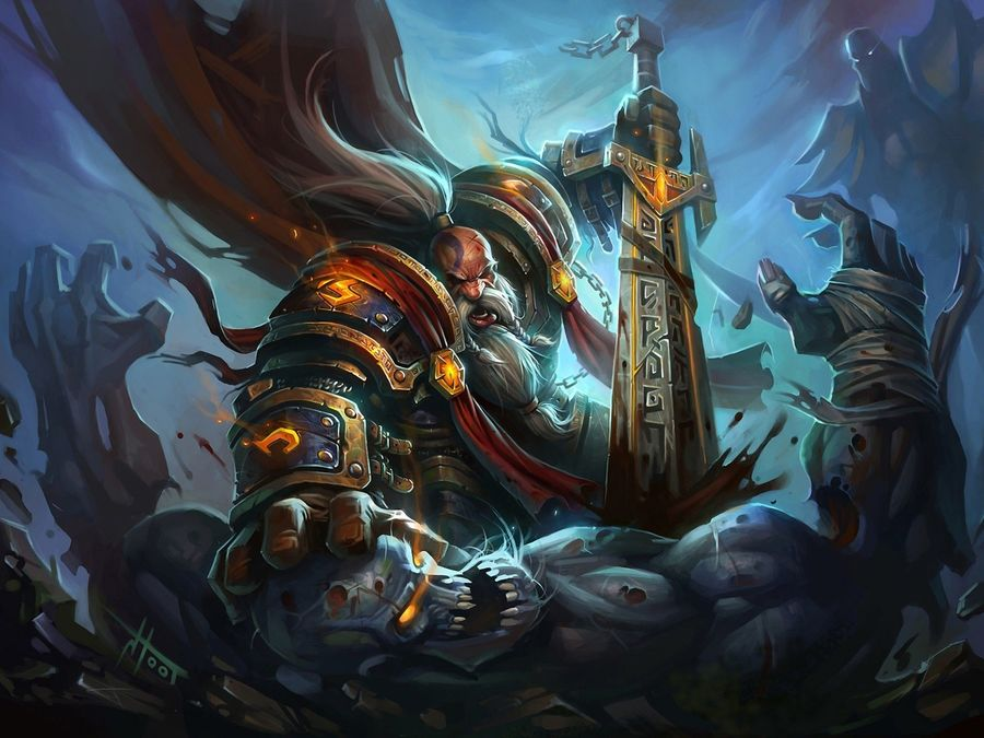 Download Paladin Wallpaper Wow Clipart World Of Warcraft