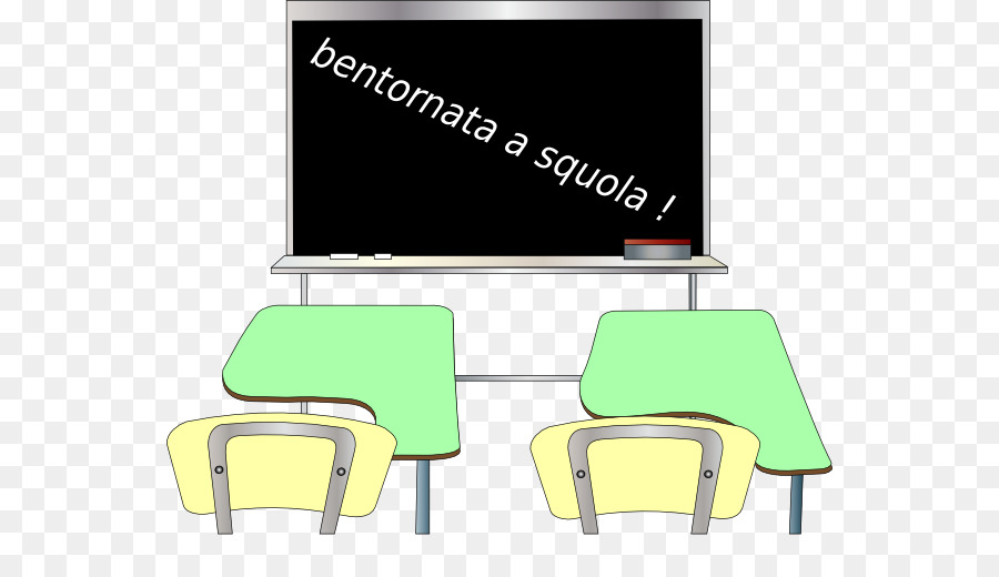 School Background Design