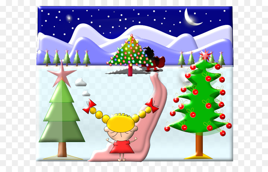 Christmas Day Clipart.Christmas And New Year Background Clipart Illustration