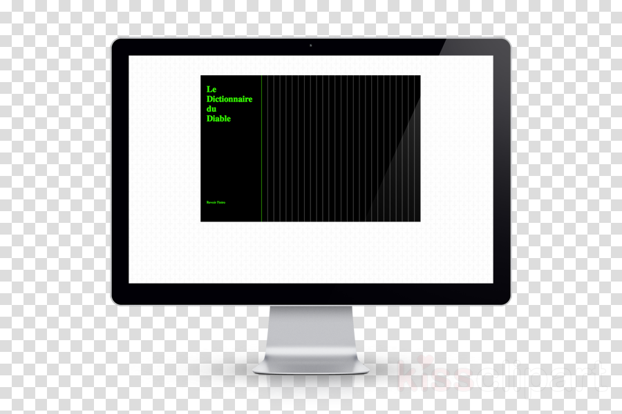 output device clipart Computer Monitors Output device