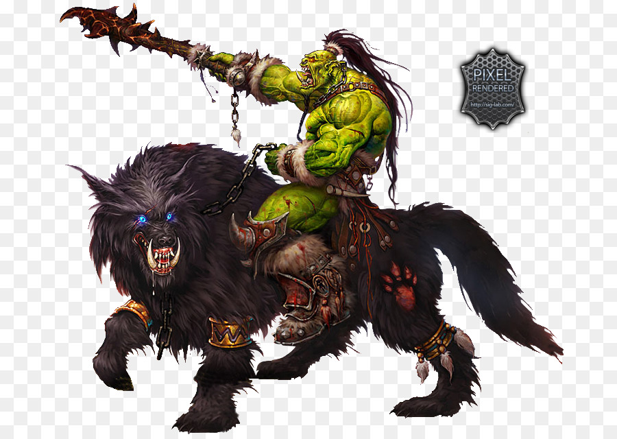 dnd orc rider clipart Dungeons & Dragons Pathfinder Roleplaying Game Orc