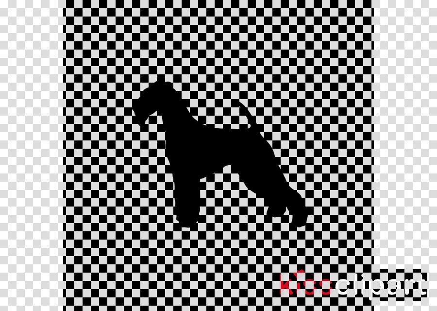 airedale terrier logo clipart Airedale Terrier Miniature Schnauzer