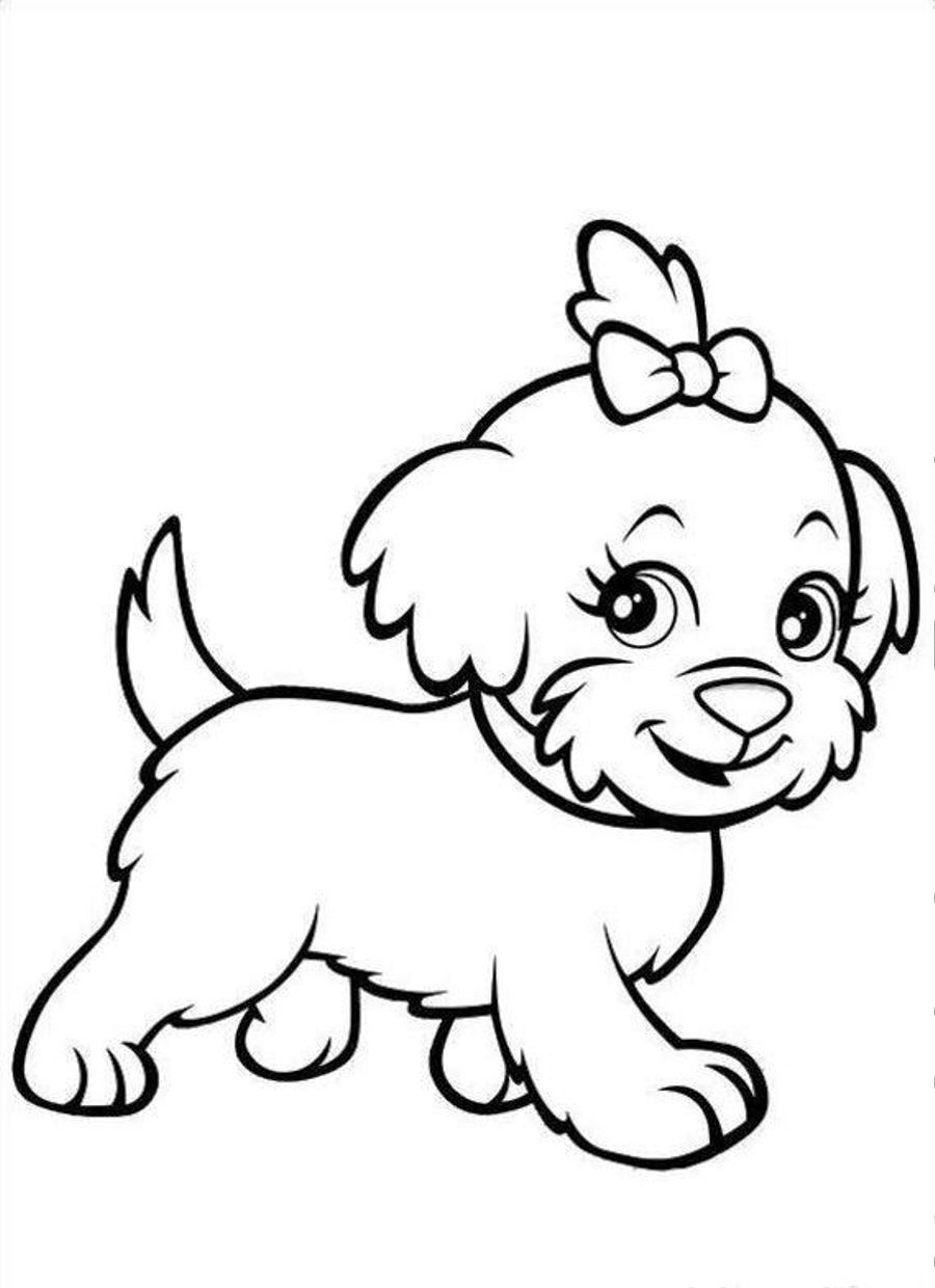 Download puppy coloring pages clipart Puppy Beagle Coloring book ...