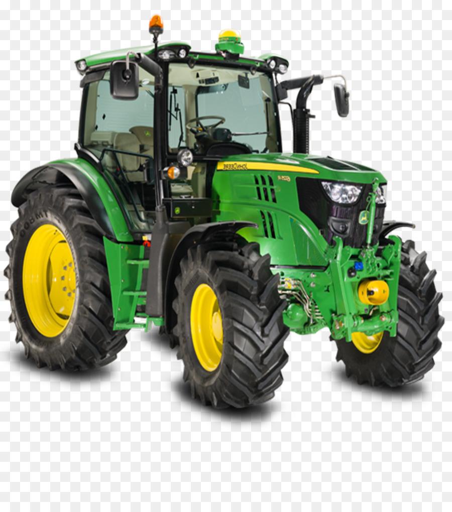 tractor png clipart Tractor John Deere