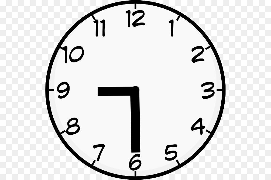Clock, Font, Line, transparent png image & clipart free download