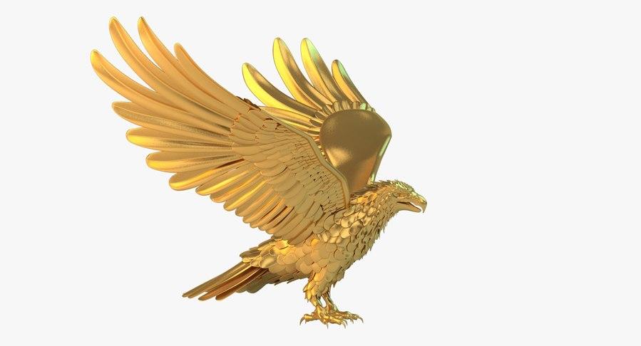 Download TurboSquid clipart Bald eagle Desktop Wallpaper