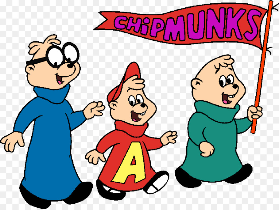 Alvin And The Chipmunks Christmas.Christmas Drawing Clipart Drawing Cartoon Text