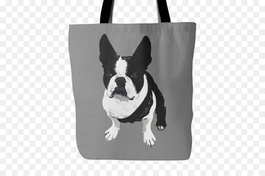 boston terrier dog tote bags - boston terrier bags clipart Boston Terrier Dog breed American Pit Bull Terrier