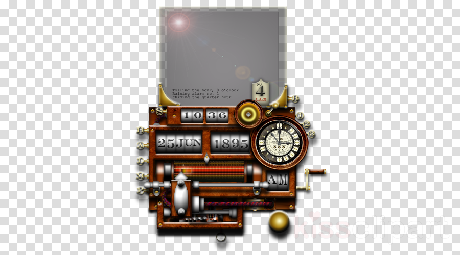 steampunk clipart Steampunk The Riddle Society - Escape Room