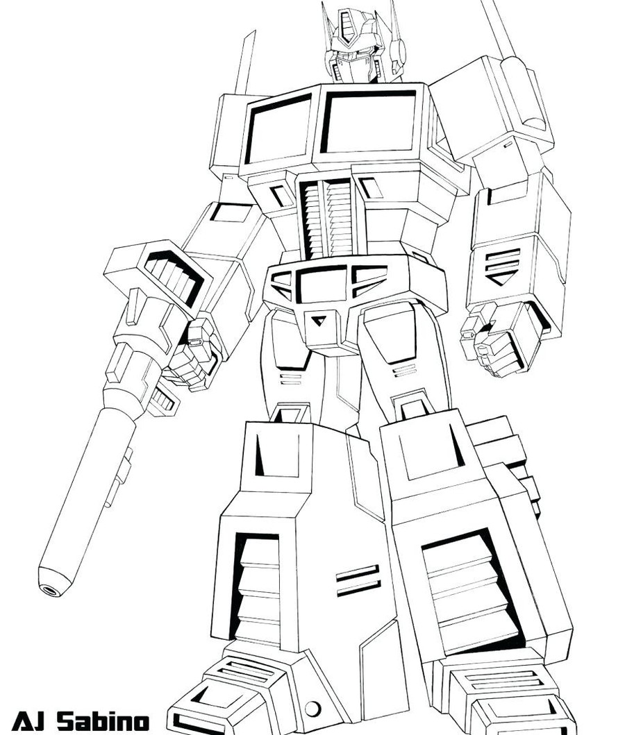 Rescue Bots Coloring Pages Clipart Optimus Prime Book Bumblebee