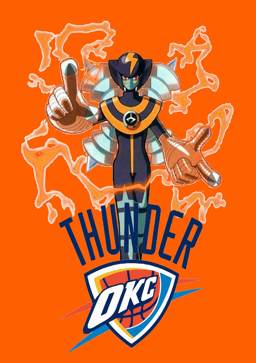 Okc Thunder Iphone Wallpaper Hd Clipart 2016 17 Oklahoma City Season