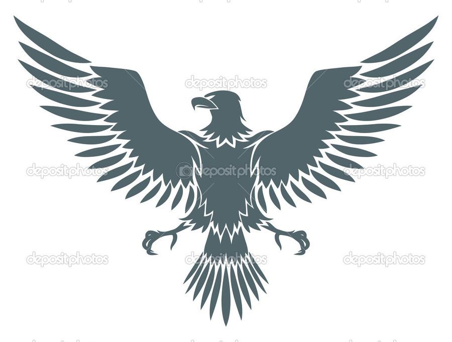 Download Medieval Eagle Clipart Golden Eagle Bird Bird Wing